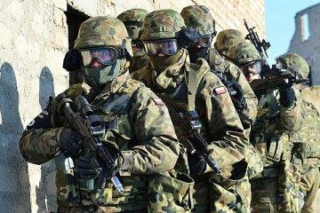 Польща направить військовий контингент на турецько-сирійський кордон