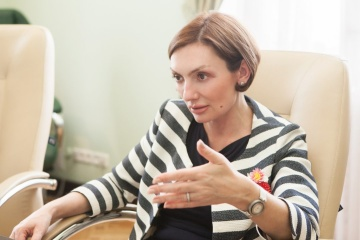 Rozhkova habla de las condiciones del FMI para Ucrania bajo le nuevo programa