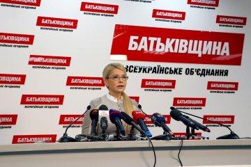 Julia Tymoschenko will Staatspräsidentin werden