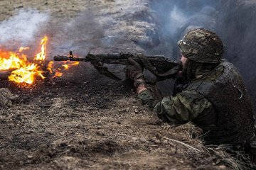 Three Ukrainian soldiers wounded in ATO in last day
