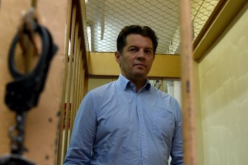 Russia's Supreme Court upholds verdict to Sushchenko to 12 years in colony