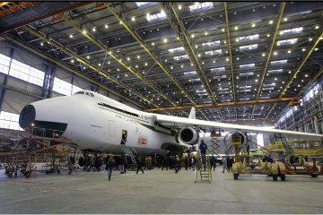 Los aviones ucranianos Ruslán transportarán  satélites europeos