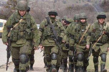6.000 Militärangehörige Russlands im Donbass