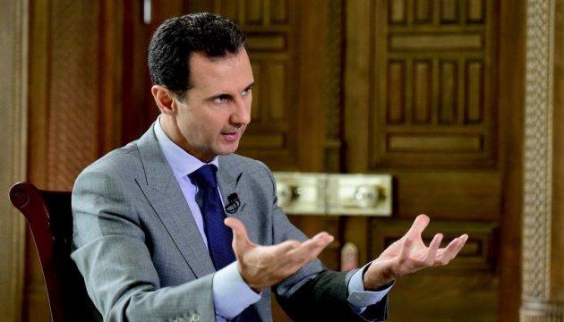 Асад скасував спецвізи для дипломатів ЄС