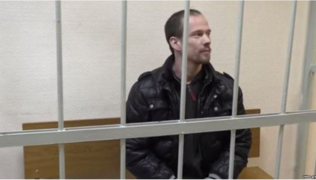 Дадин просит суд перевести его в колонию в Московской области