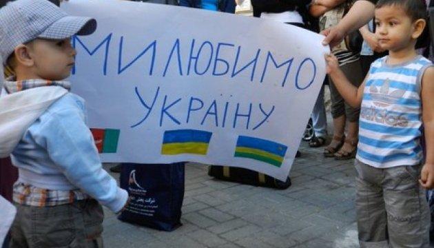 В Україні стартувала кампанія з допомоги дітям-переселенцям