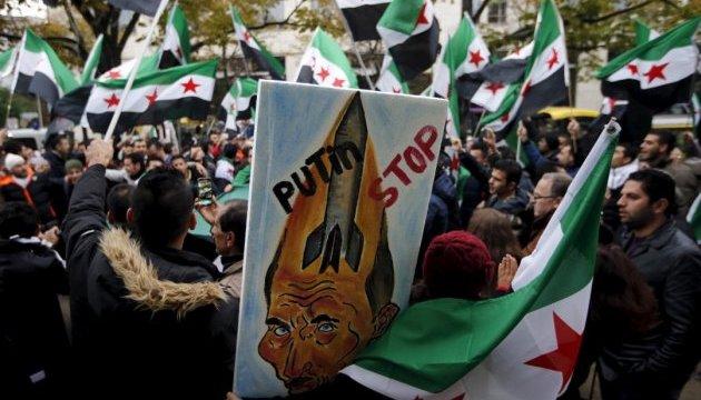 Сирійські повстанці – росіянам: Алеппо вам не віддамо