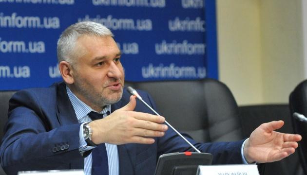 Marc Feyguine a été autorisé à rendre visite à Souchtchenko