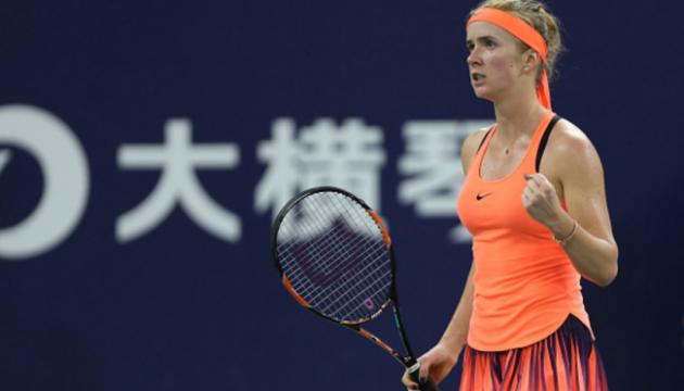 Тайбэй: Свитолина  победила Жабер и вышла в полуфинал турнира WTA