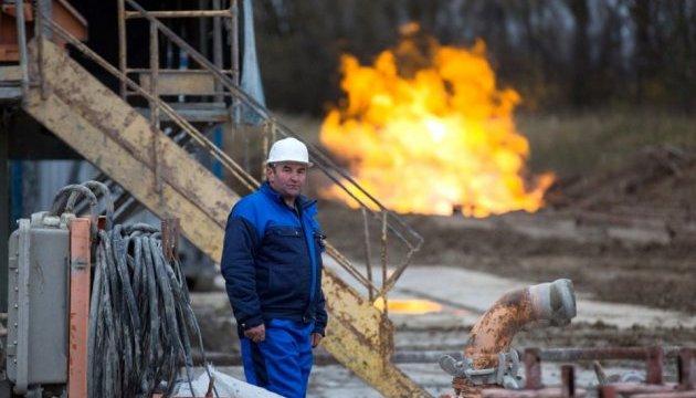 Прем'єр розраховує на збільшення видобутку газу наступного року
