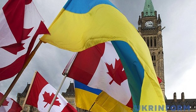 Harjit Sajjan: Canada, Ukraine have shared values