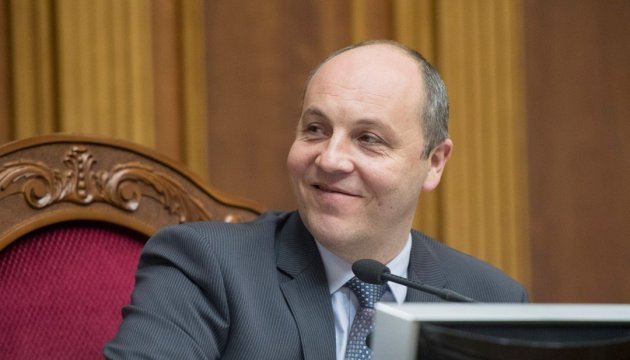 Parubiy confident that Ukraine will join NATO