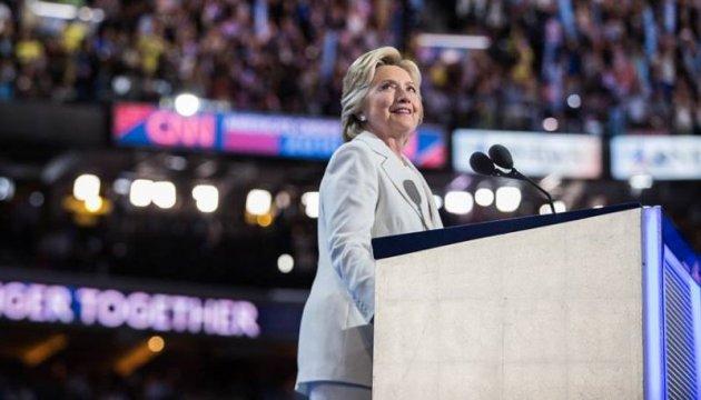 Клінтон обмірковує можливість стати мером Нью-Йорка – ЗМІ