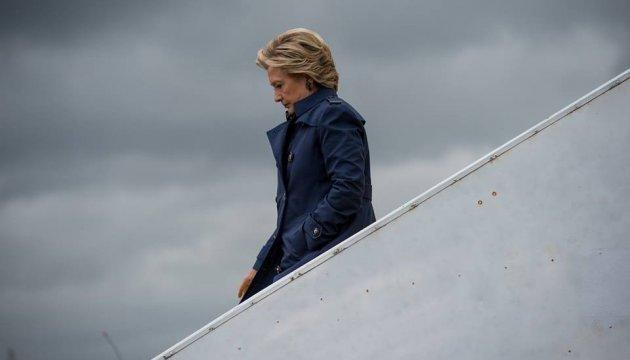 Клінтон не балотуватиметься на президентських виборах-2020