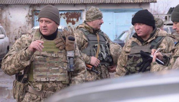 Муженко о Донбассе: Мы не будем уничтожать целые города, как РФ в Чечне и Сирии