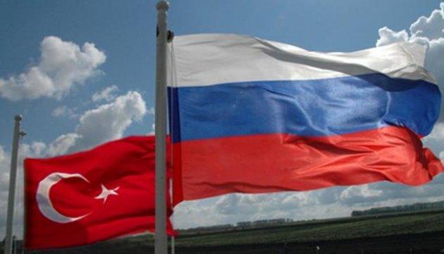 Туреччина розкритикувала Росію за підтримку Асада