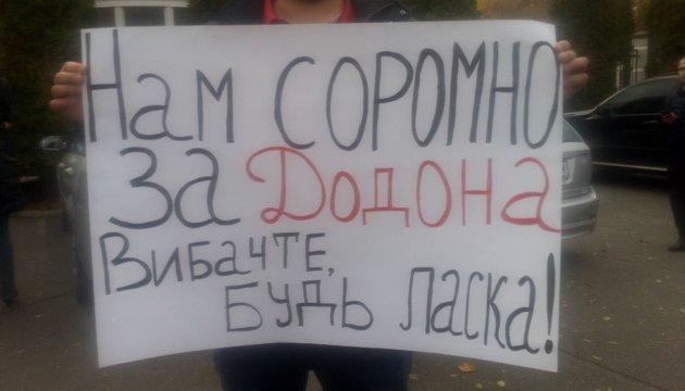 У Кишиневі вибачилися перед Україною за заяви Додона про Крим