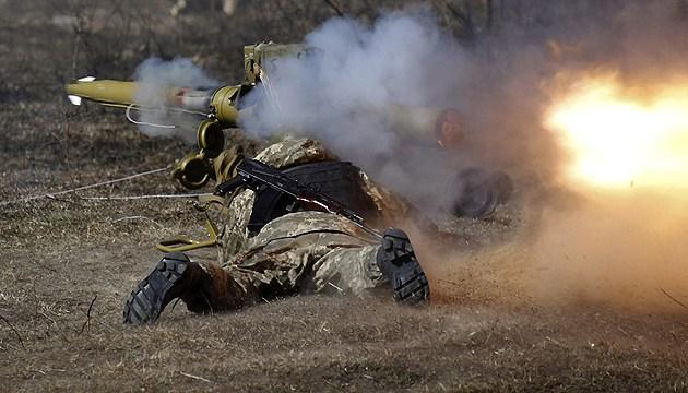 Сили ООС знешкодили за добу 12 бойовиків