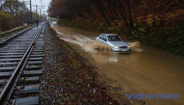 На Закарпатті 6 березня знову чекають паводкову хвилю