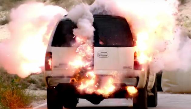 Взрыв заминированного автомобиля в Багдаде унес 15 жизней