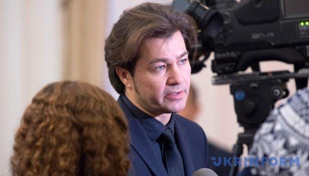 Комиссия при Минкультуры займется вопросом Национального пантеона - Нищук