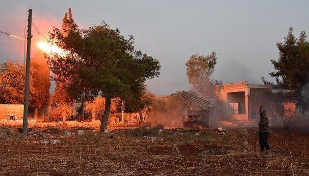 Турция заявляет об уничтожении в Сирии 18 боевиков ИГИЛ