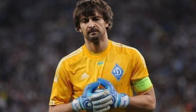 Shovkovskyi decides to end his football career