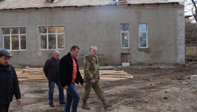 В Дружковке к концу декабря построят Центр предоставления админуслуг – Жебривский