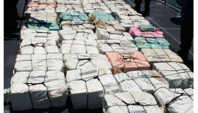 В Тихом океане изъяли 700 кг кокаина