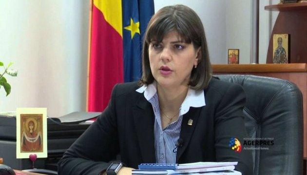 Манифестанты в Румынии поддержали руководителя антикоррупционного управления