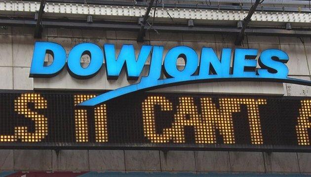 Індекс Dow Jones в США вперше в історії перевищив 20 тис. пунктів