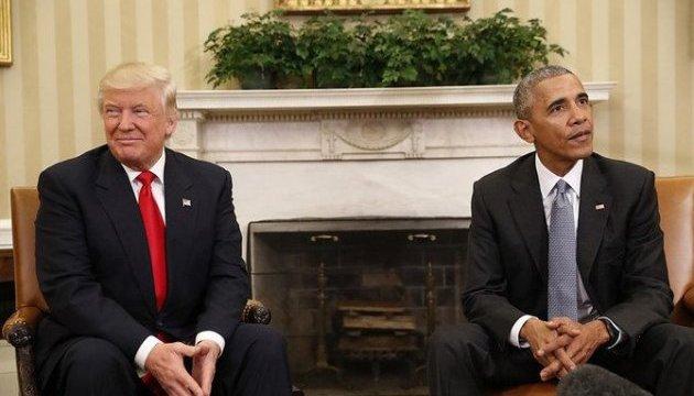 Трамп вважає, що вже переміг Обаму в зовнішній політиці