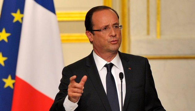 Francois Hollande: All right-wing organization in Europe linked to Russia
