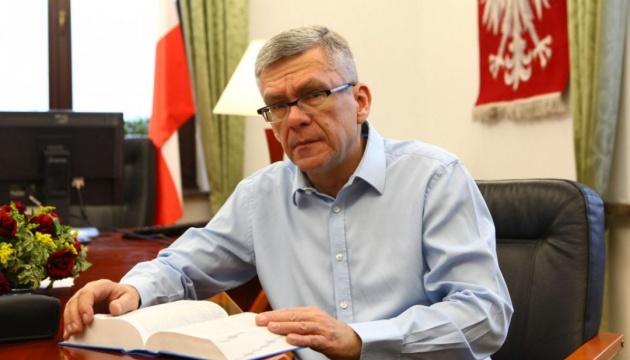 У Варшаві назвали неприпустимим прирівнювання Макроном Польщі до режиму Путіна