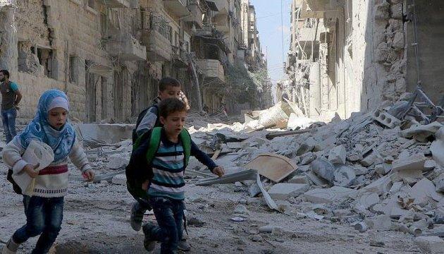 Правительство Сирии согласовало план восстановления Алеппо