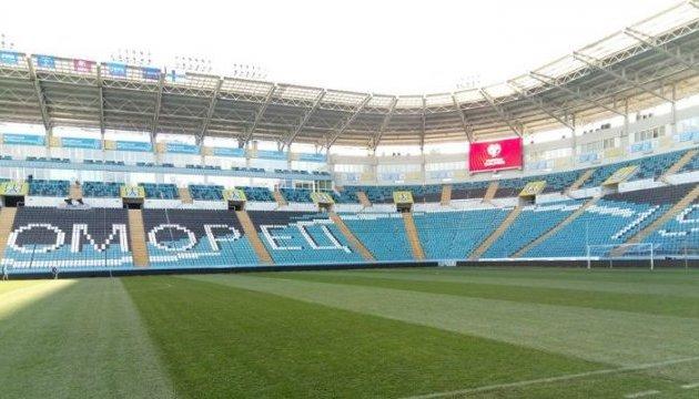 «Десна» гратиме матчі Ліги Європи в Одесі – ЗМІ