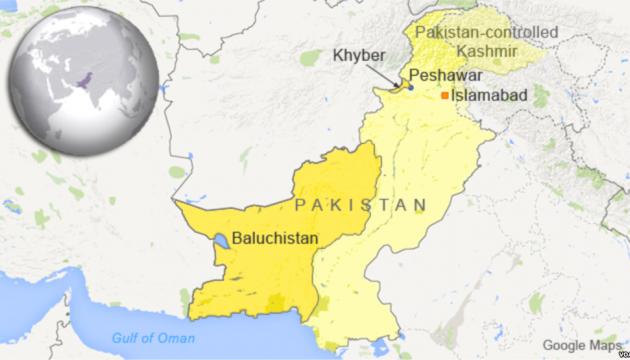 Вибух у Пакистані: понад 40 загиблих, відповідальність взяла на себе ІДІЛ