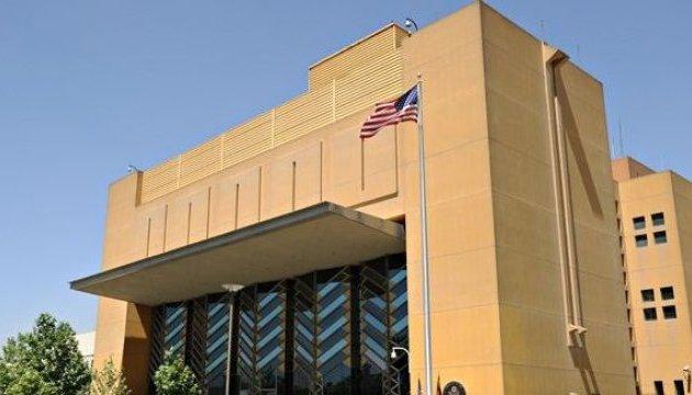 США відкликали частину співробітників посольства в Афганістані