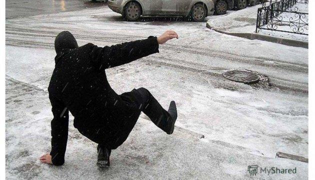 Киевлян сегодня ждут снег и гололед