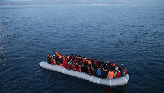 На шляху до Греції турки перехопили 116 нелегалів