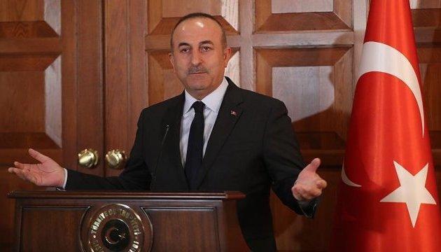 Туреччина хоче припинення вогню в Сирії до Нового року — Чавушоглу