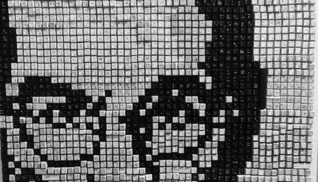 Apple хоче купити маріупольський портрет Стіва Джобса з клавіатур