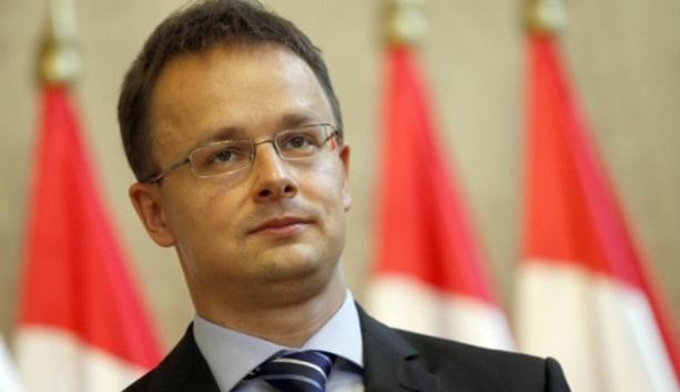 Ungarischer Außenminister: Budapest wird euroatlantische Bemühungen der Ukraine nicht unterstützen