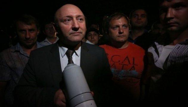 Суд дозволив спецрозслідування щодо екс-начальника столичної міліції Коряка