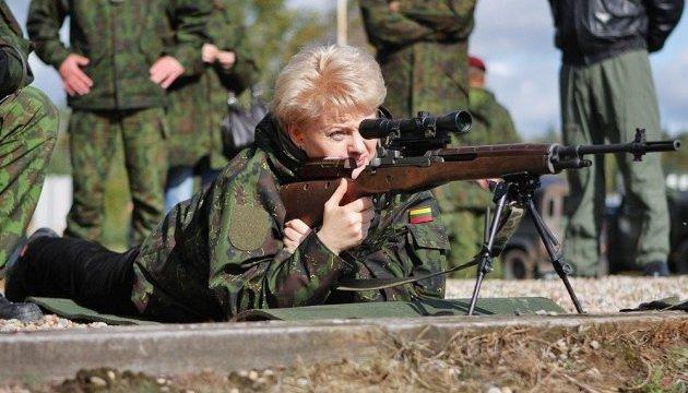 Генштаб: надання Україні летальної зброї – політичний сигнал з боку Литви