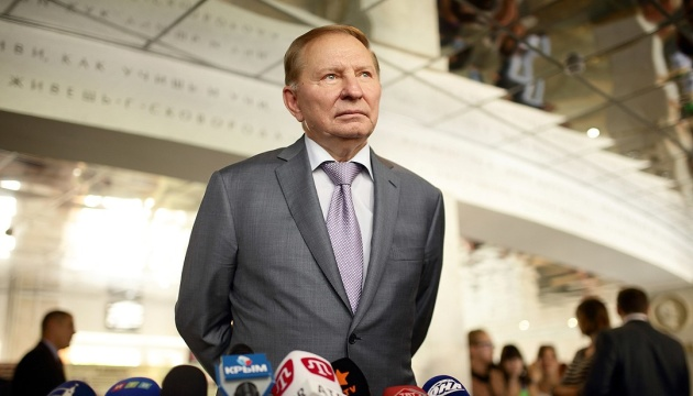 Kuchma: Only social, humanitarian issues of people on temporarily occupied territories solved in Minsk