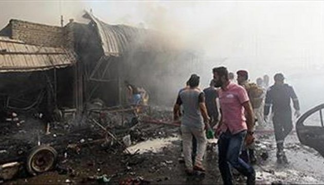 Кількість жертв теракту на заправці в Іраку сягнула майже 100 осіб