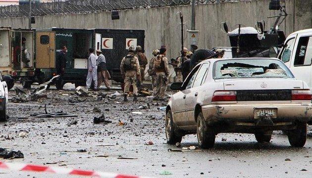 Количество жертв теракта в Кабуле возросло до 32 человек