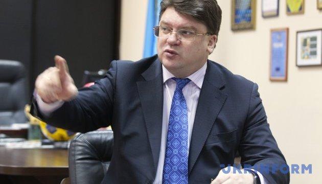 Міністр Жданов прийшов до суду, щоб узяти Мартиненка на поруки