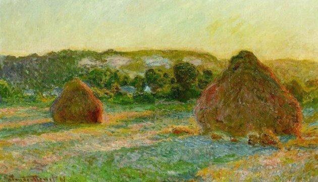 Картину Клода Моне продали за рекордні $81,4 млн